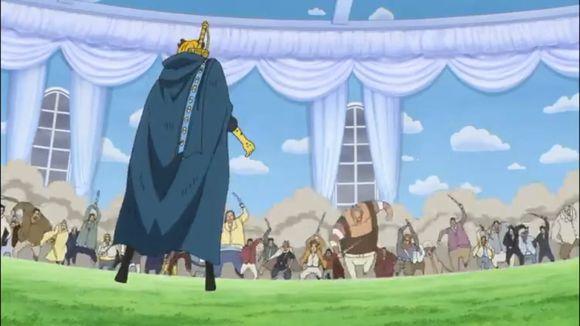 那个算穿帮吗,本来就拿着剑的,图2就背着剑了,再到下