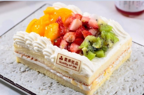 麦果优品蛋糕