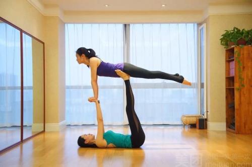 慢瑜伽私人会所